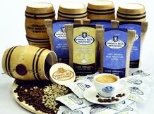 "Кофе сорта ""Блю Маунтин""(Ямайка)."