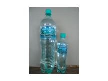 Столовая природная минеральная вода «Кристальная долина» Газ. 0,45 л.