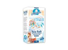 Морская соль (помол№0,1,3), т.м Marbelle, Mareman http://www.marbelle.ru/