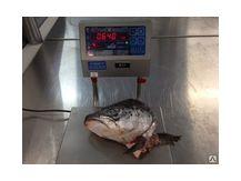 Полуфабрикат из лосося