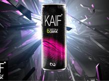 KAIF energy drink 0,5 ml - энергетический напиток
