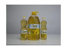 Сурское золотое подсолнечное масло
